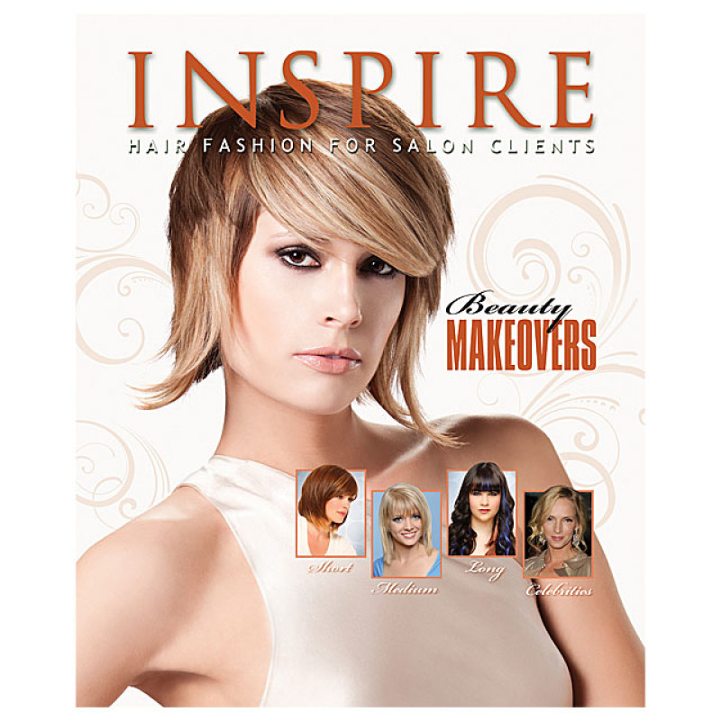 Image 1 - Vol 81 : Beauty Makeovers - Inspire Hair Fashion Book for Salon Clients at Giell.com