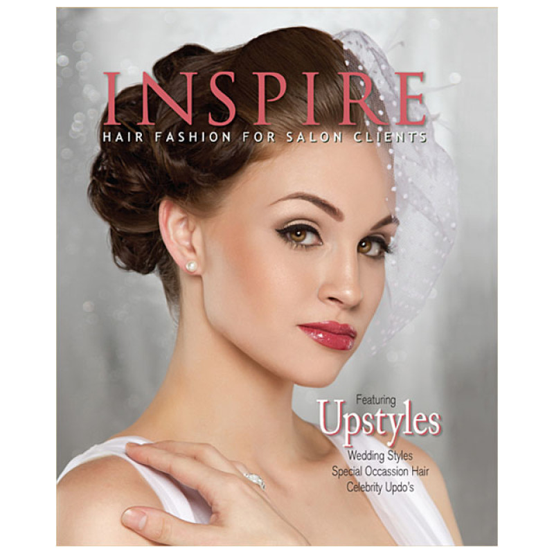 Image 1 - Vol 87 : Featuring Upstyles & Wedding Styles - Inspire Hair Fashion Book for Salon Clients at Giell.com