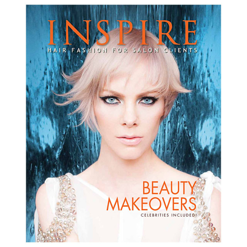 Image 1 - Vol 95 : Beauty Makeovers - Inspire Hair Fashion Book for Salon Clients at Giell.com