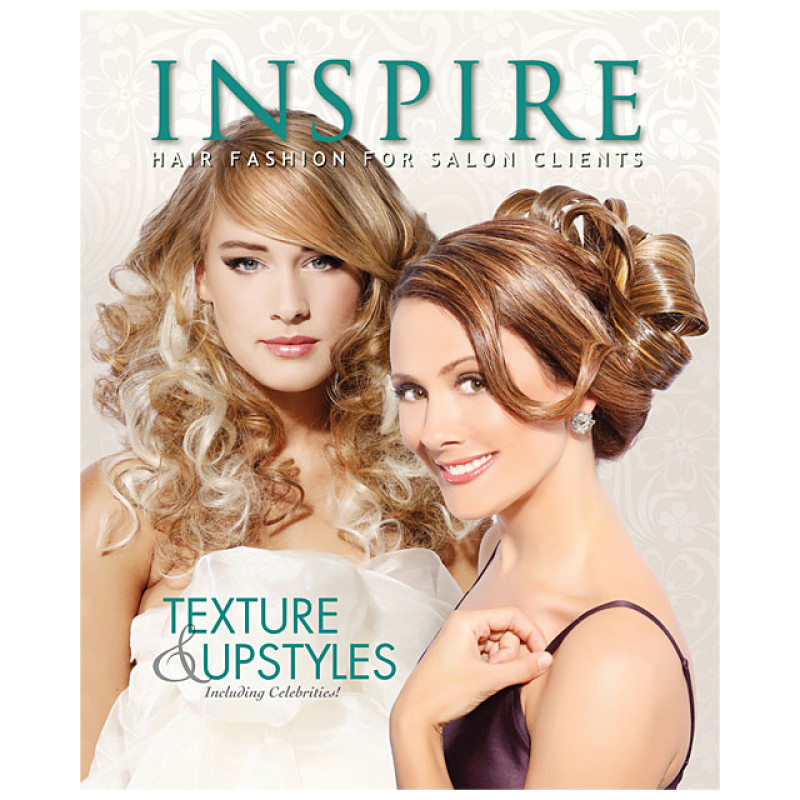 Image 1 - Vol 96 : Textures & Upstyles - Inspire Hair Fashion Book for Salon Clients at Giell.com