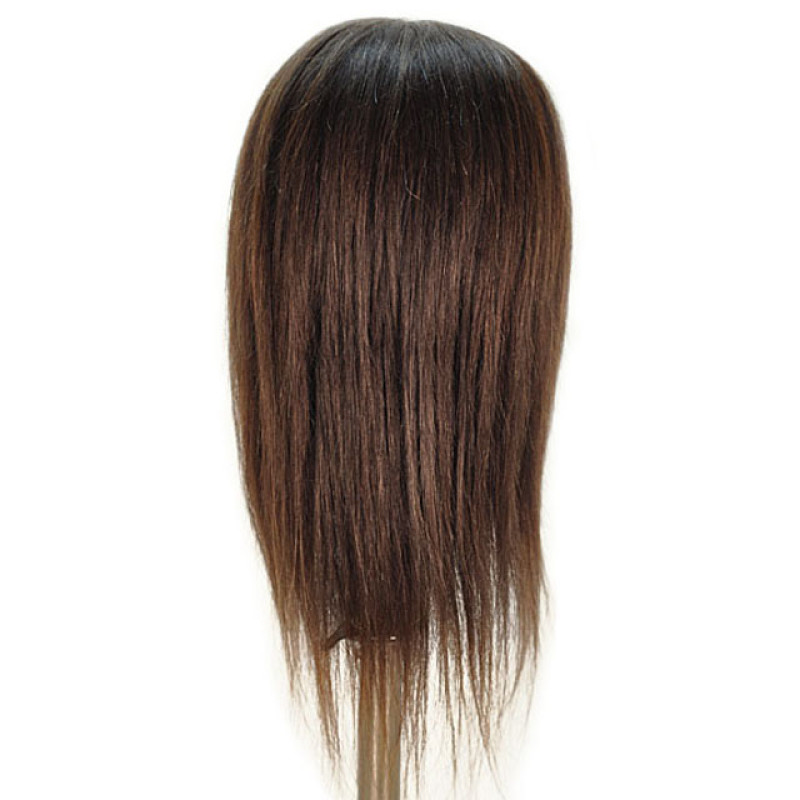 """Image 3 - Joanne 19"""" 100% Human Hair Cosmetology Mannequin Head by Giell at Giell.com"""