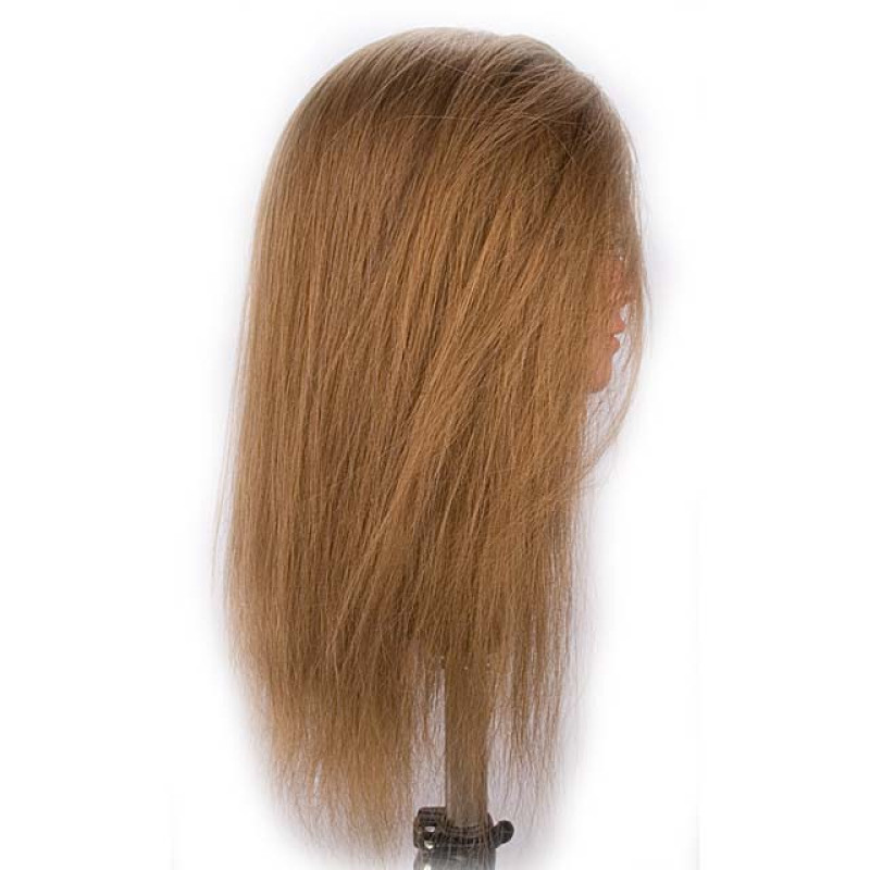 "Image 2 - Mimi 22"" Blonde w/Natural Hair Growth Cosmetology Mannequin Head by Giell"