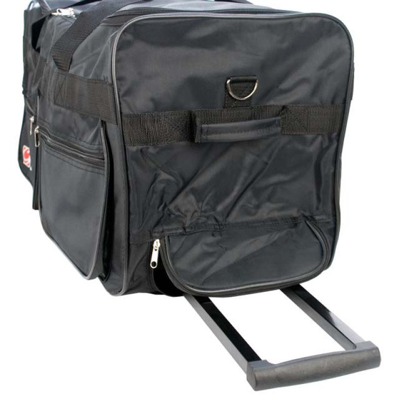 "Image 2 - 28"" Jumbo Wheeled Duffel Bag with Retractable Handle by Giell"