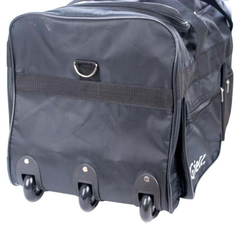 "Image 3 - 28"" Jumbo Wheeled Duffel Bag with Retractable Handle by Giell"