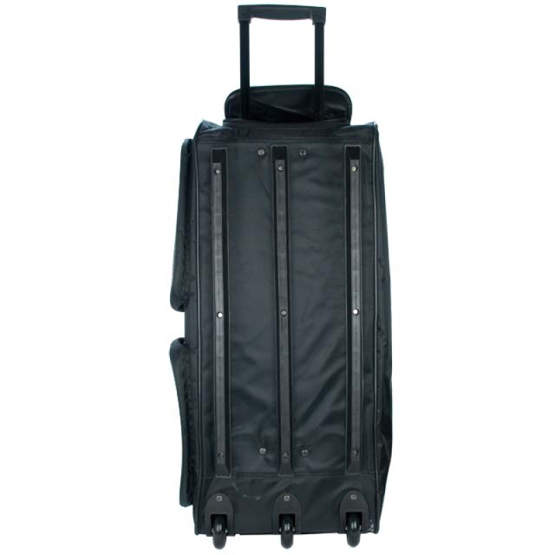 "Image 4 - 28"" Jumbo Wheeled Duffel Bag with Retractable Handle by Giell"