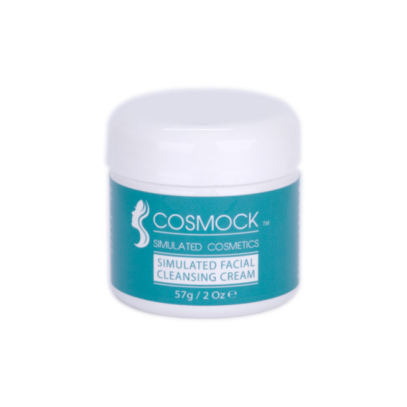 Image 1 - Simulated Facial Cleansing Cream for State Board Exam by Cosmock at Giell.com