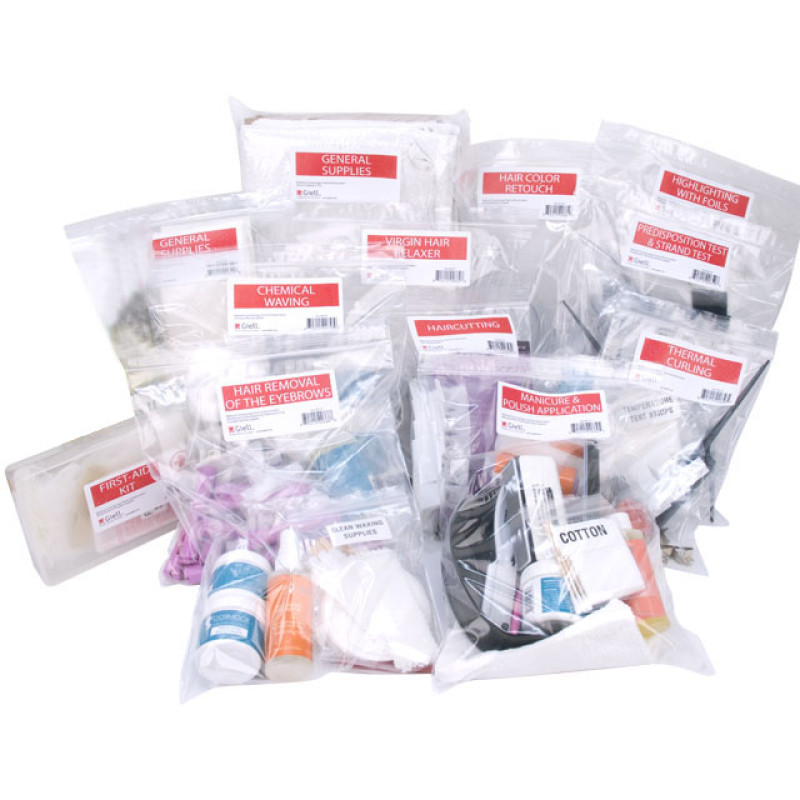 Image 1 - Montana Cosmetology State Board Practical Exam Complete Kit at Giell.com