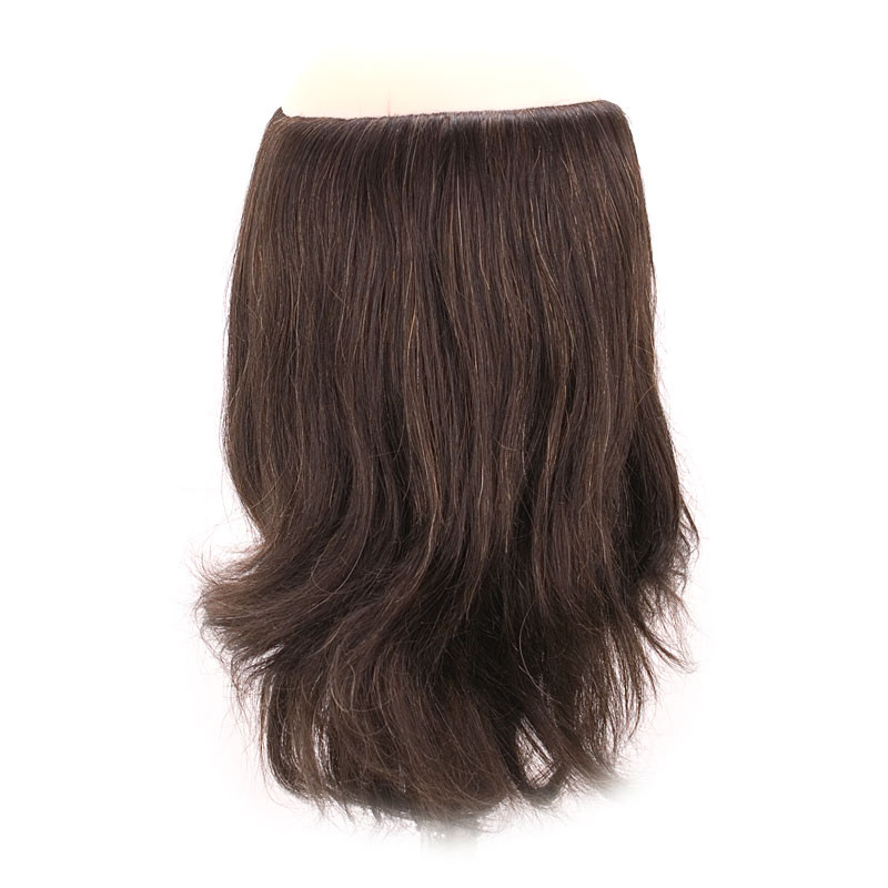 Image 3 - Pierre Balding Male 100% Human Hair Cosmetology Mannequin Head by Giell