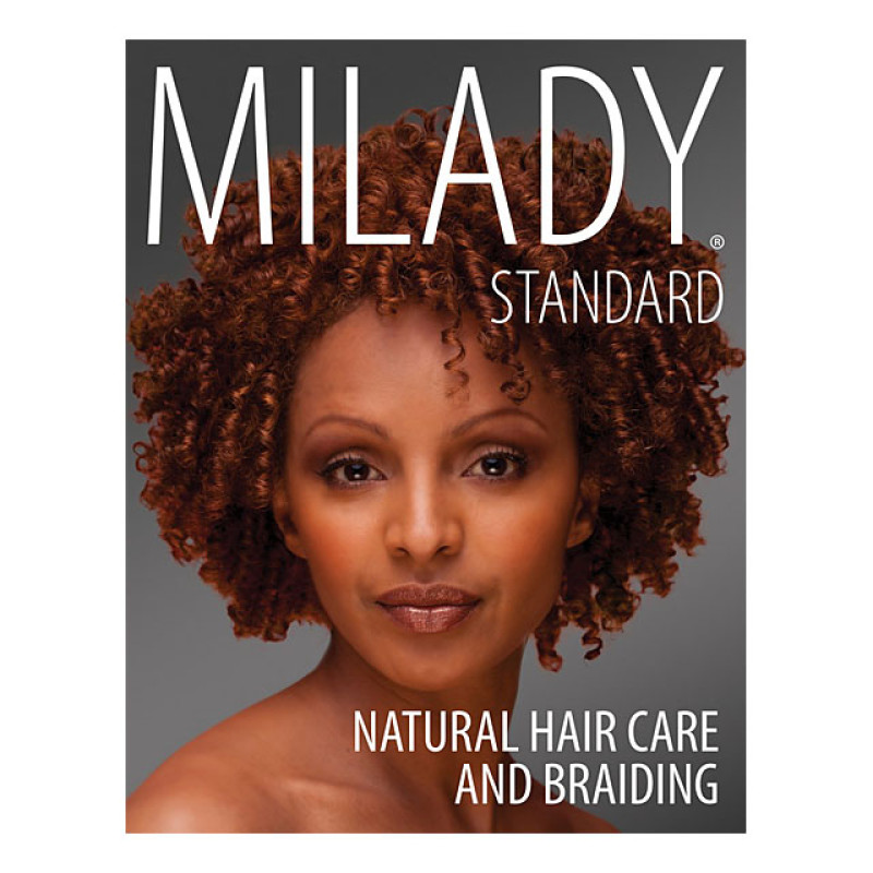Image 1 - Milady Standard Natural Hair Care & Braiding Textbook at Giell.com