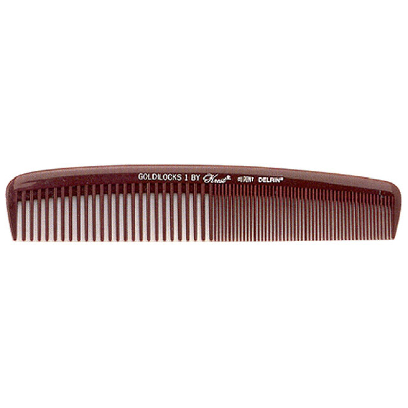 "Image 1 - 8 1/2"" Master Waver Super Cutting Comb Goldilocks G1 by Krest at Giell.com"