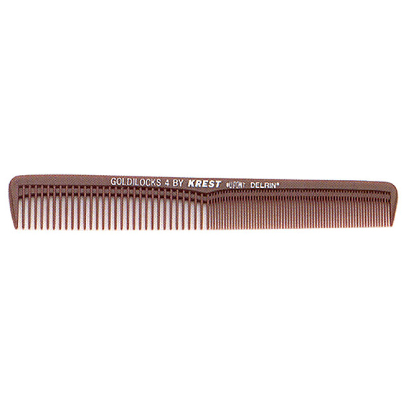 """Image 1 - 7"""" All Purpose Styler Comb Goldilocks G4 by Krest at Giell.com"""