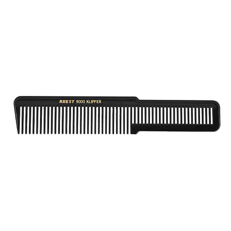 "Image 1 - 8"" Klipper Comb for Hair Clipper Cuts by Krest at Giell.com"