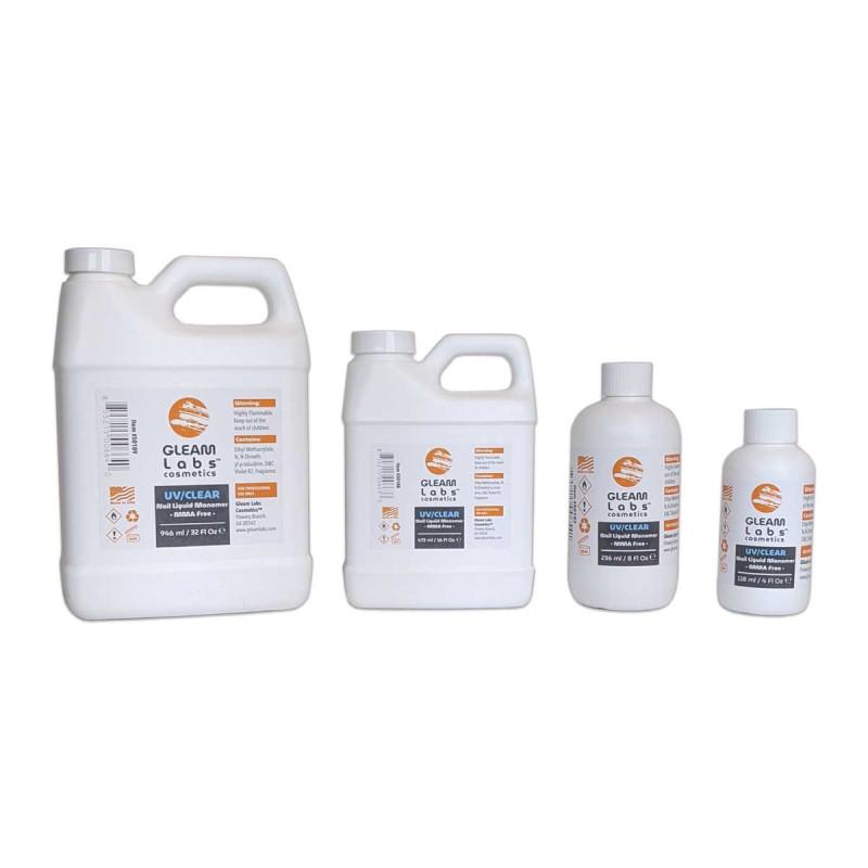 Image 1 - UV/Clear EMA Acrylic Nail Liquid Monomer by Gleam Labs