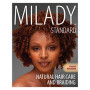 Milady Standard Natural Hair Care & Braiding Student Workbook