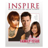 Image 1 - Vol 89 : The Family Issue - Inspire Hair Fashion Book for Salon Clients at Giell.com