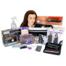 Image 1 - Basic Cosmetology School Student Kit with Appliances by Giell at Giell.com